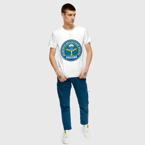 Мужская футболка хлопок ВДВ (2) Фото 01