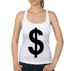 знак доллара $