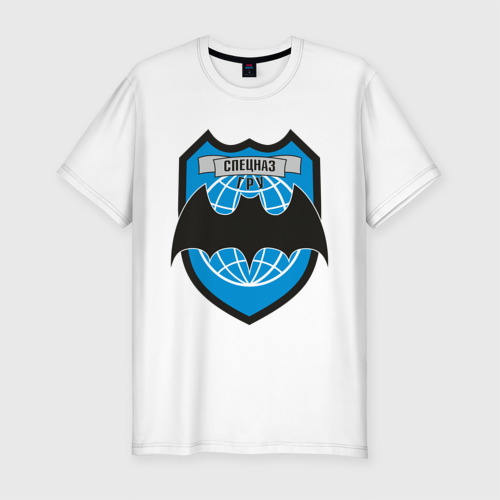 Мужская футболка премиум  Фото 01, Спецназ ГРУ