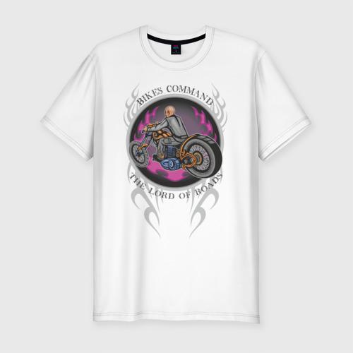 Мужская футболка премиум  Фото 01, Biker (2)