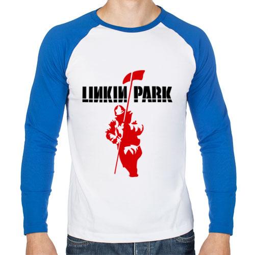 Мужской лонгслив реглан Linkin park (7)