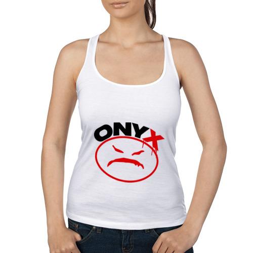 Женская майка борцовка Onyx
