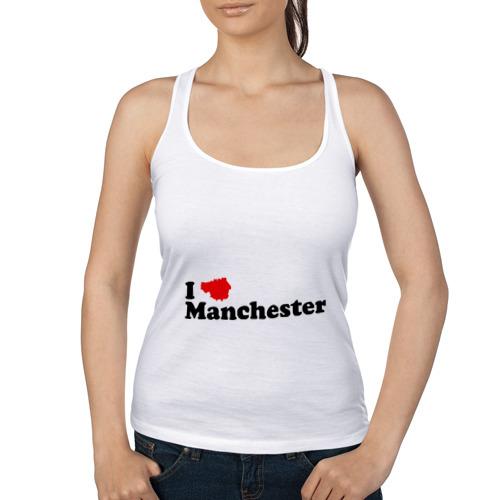 Я люблю Манчестер Юнайтед