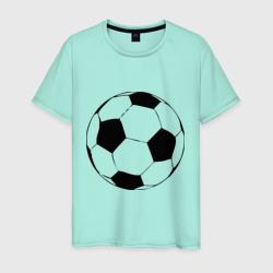 Футбольный мяч, цвет: мятный, фото 55