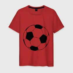 Футбольный мяч, цвет: красный, фото 5