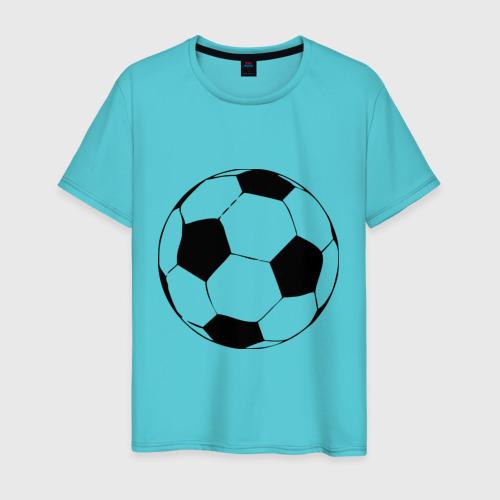 Футбольный мяч, цвет: бирюзовый, фото 30