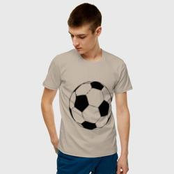 Футбольный мяч, цвет: бежевый, фото 42