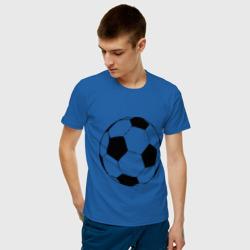 Футбольный мяч, цвет: синий, фото 17