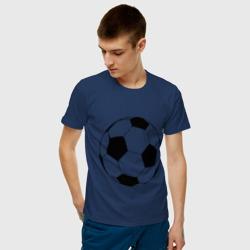 Футбольный мяч, цвет: тёмно-синий, фото 37