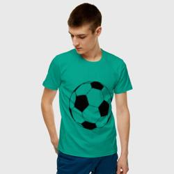 Футбольный мяч, цвет: зеленый, фото 27