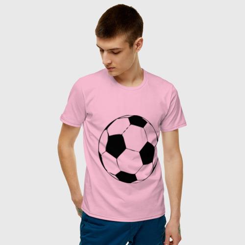 Футбольный мяч, цвет: светло-розовый, фото 62