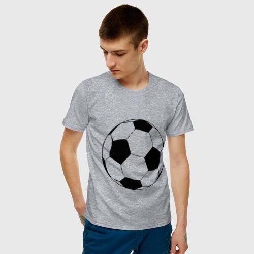 Футбольный мяч, цвет: меланж, фото 47