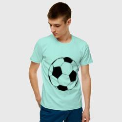 Футбольный мяч, цвет: мятный, фото 57