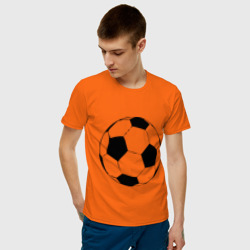 Футбольный мяч, цвет: оранжевый, фото 22