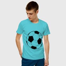 Футбольный мяч, цвет: бирюзовый, фото 32