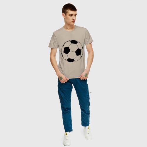 Футбольный мяч, цвет: бежевый, фото 44