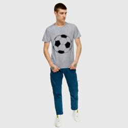 Футбольный мяч, цвет: меланж, фото 49