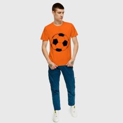 Футбольный мяч, цвет: оранжевый, фото 24