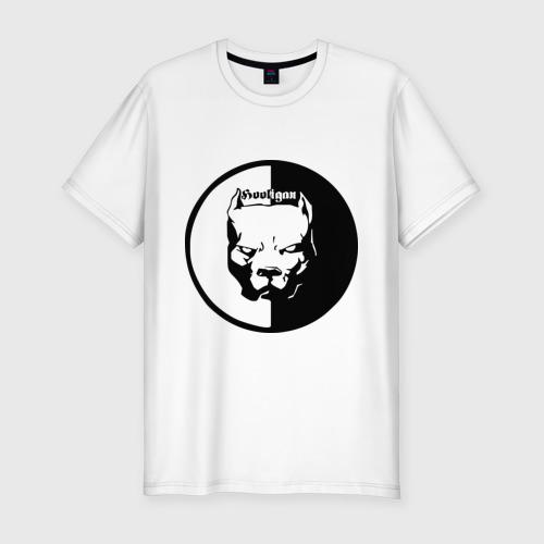 Мужская футболка премиум Хулиган