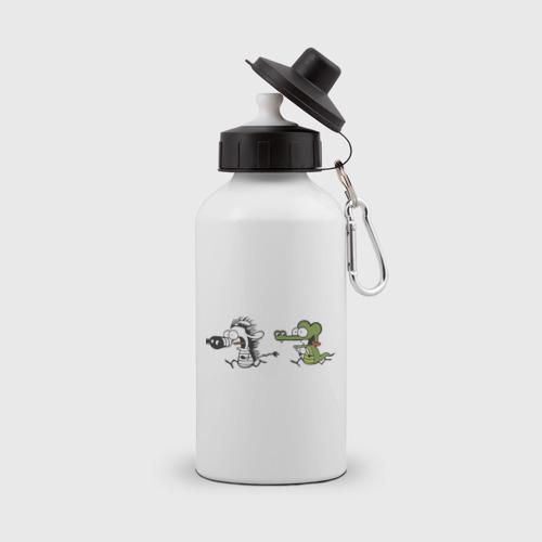 Бутылка спортивная Зебда-зебда-няма