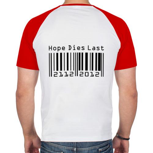 Мужская футболка реглан  Фото 02, Hope