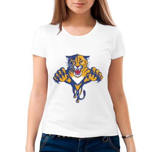 Женская футболка хлопок  Фото 03, Florida Panthers