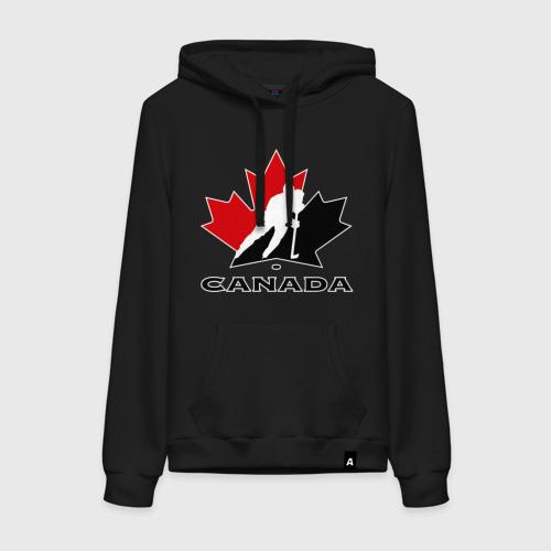 Женская толстовка хлопок Canada