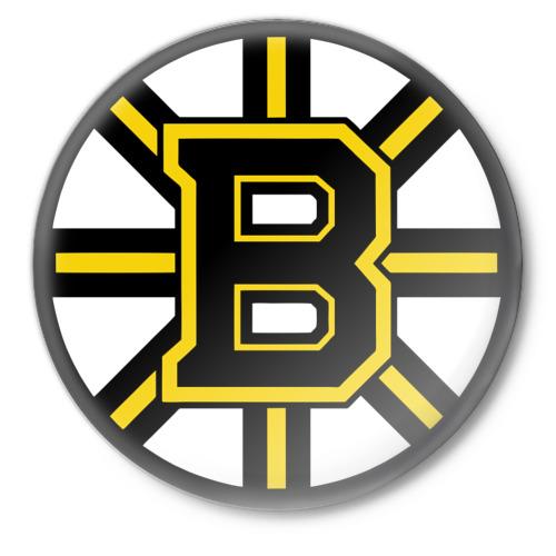 Значок Boston Bruins