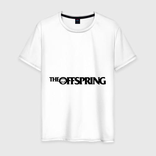 Мужская футболка хлопок The Offspring (2)