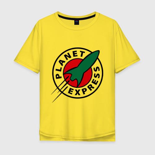 Мужская футболка хлопок Oversize Futurama (20) Фото 01