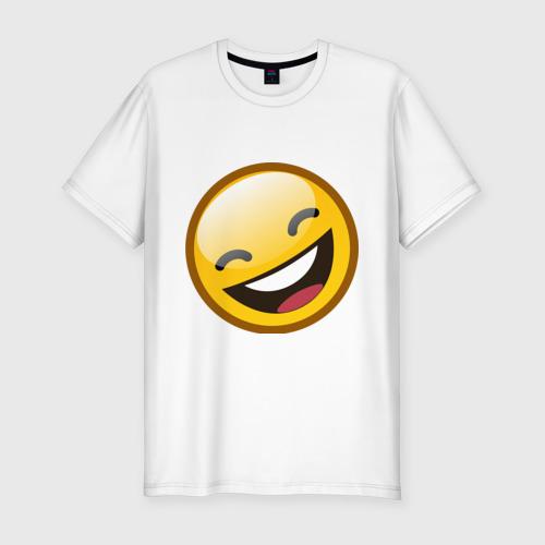 Мужская футболка премиум  Фото 01, Emoticons tonygines (1)