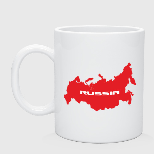 Кружка  Фото 01, Россия