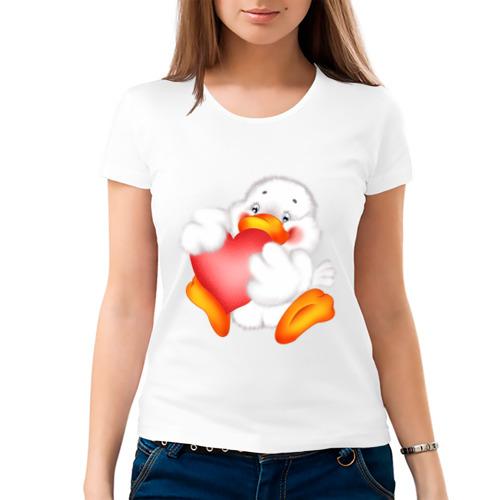 Женская футболка хлопок  Фото 03, Be my valentine (2)