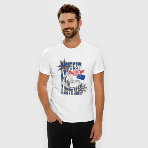 Мужская футболка премиум  Фото 03, Contest Australia