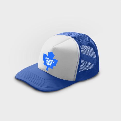 Кепка тракер с сеткой Toronto Maple Leafs Фото 01