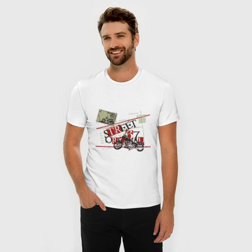 Мужская футболка премиум  Фото 03, Street Original (2)