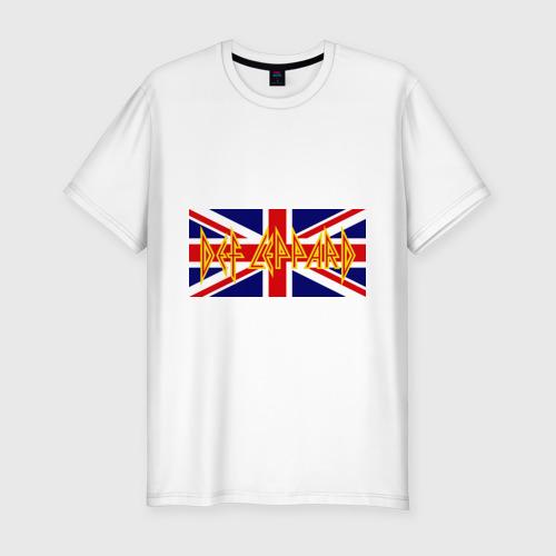 Мужская футболка премиум  Фото 01, Def Leppard