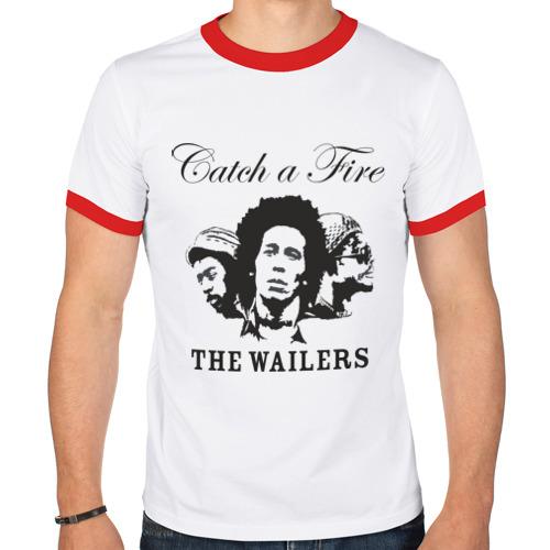 Мужская футболка рингер  Фото 01, The wailers