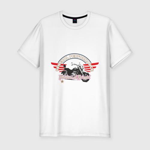Мужская футболка премиум  Фото 01, General perfomance