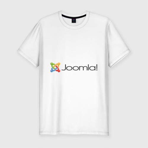 Мужская футболка премиум  Фото 01, Joomla!