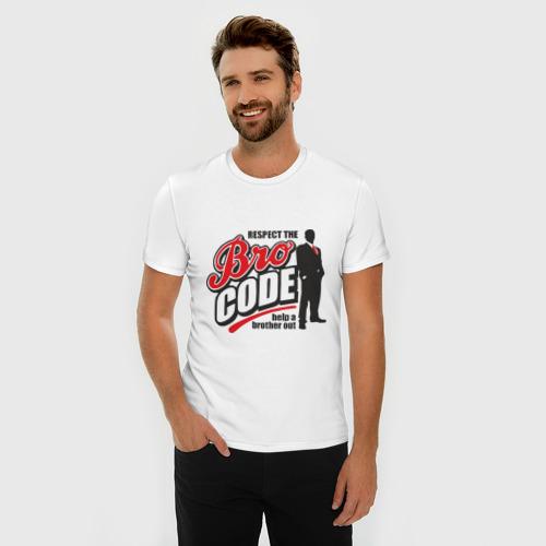 Мужская футболка премиум  Фото 03, Кодекс Братана