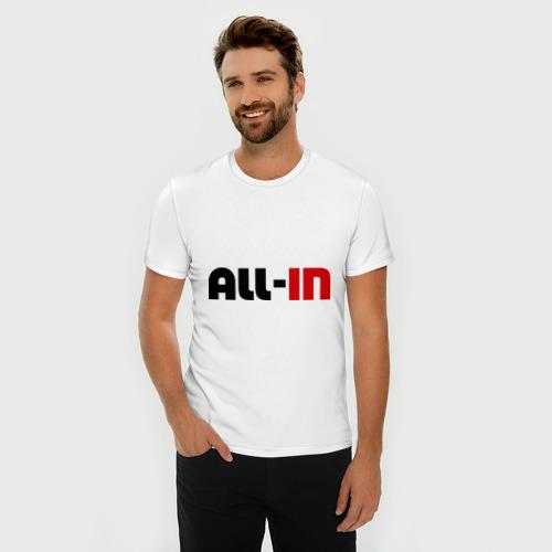 Мужская футболка премиум  Фото 03, All-in
