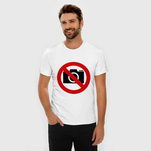 Мужская футболка премиум  Фото 03, Не снимать