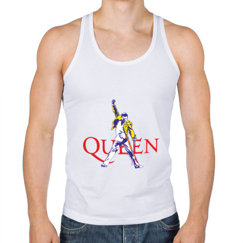 Мужская майка борцовка  Фото 01, Queen(2)