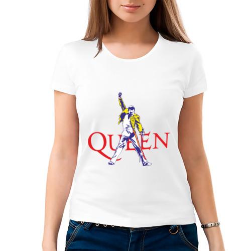 Женская футболка хлопок  Фото 03, Queen(2)