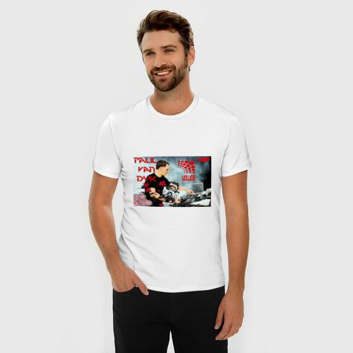 Мужская футболка премиум  Фото 03, Deejay