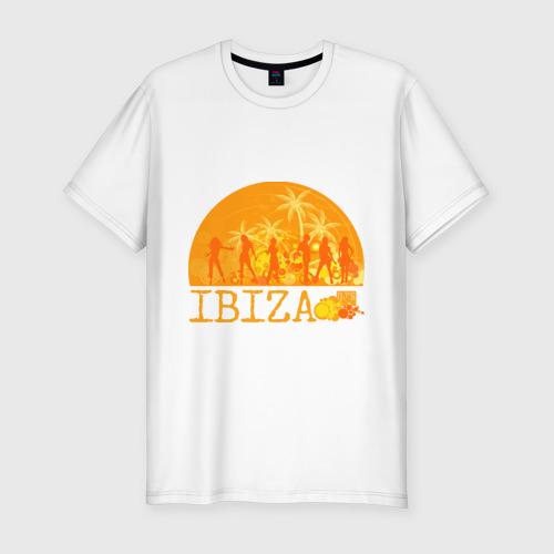 Мужская футболка премиум  Фото 01, Ibiza (8)