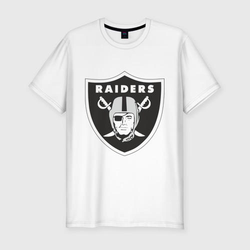 Мужская футболка премиум  Фото 01, Raiders