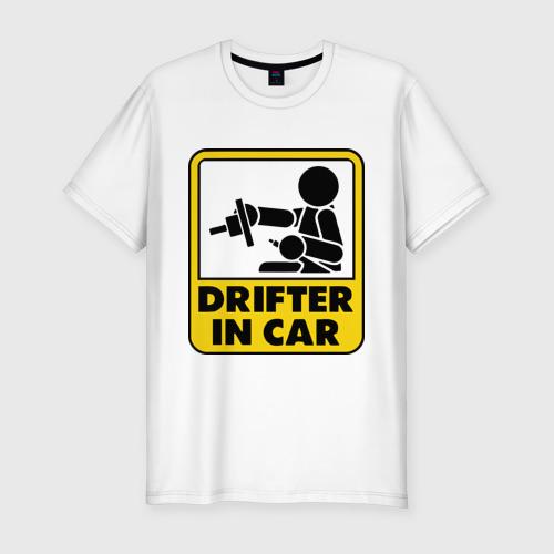 Мужская футболка премиум  Фото 01, Drifter
