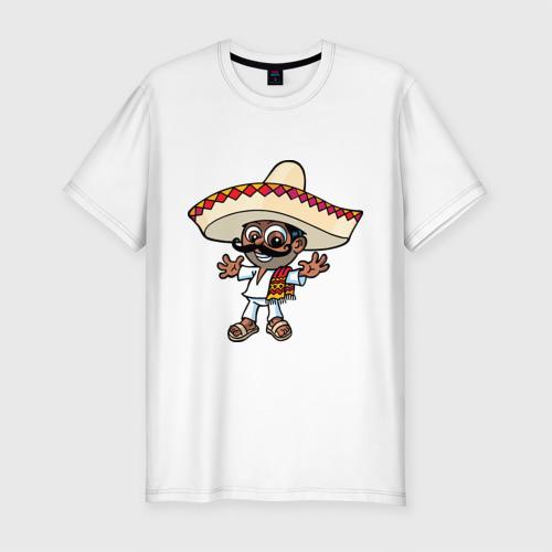 Мужская футболка премиум  Фото 01, Mexican